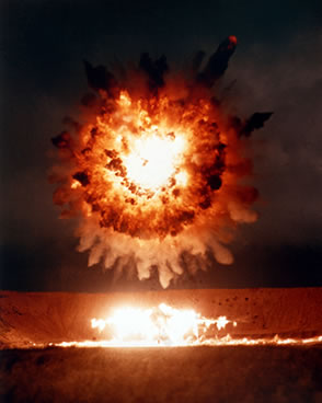 velocity-of-detonation